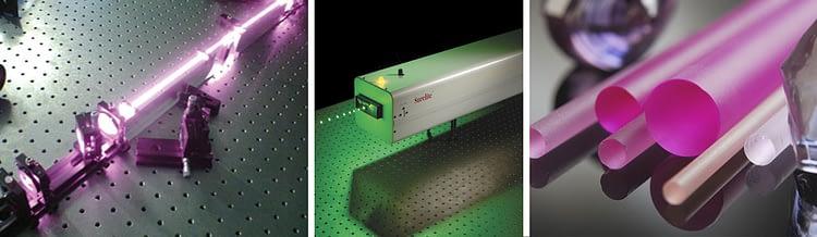 Кристаллические (неодимовые) лазеры