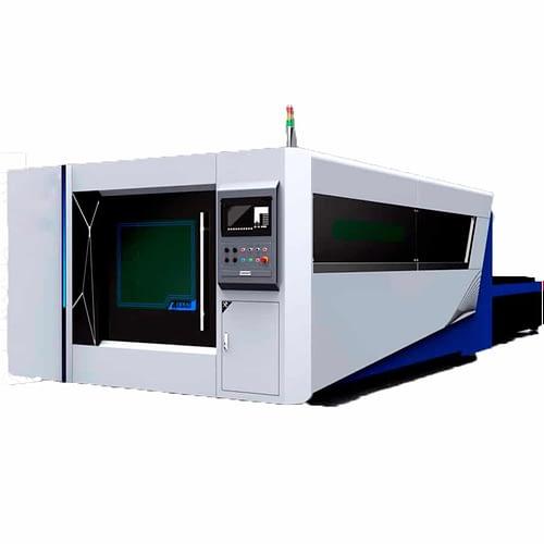 Закрытый автоматизированный комплекс лазерной резки металлов TIZAR ZR3015, ZI3015