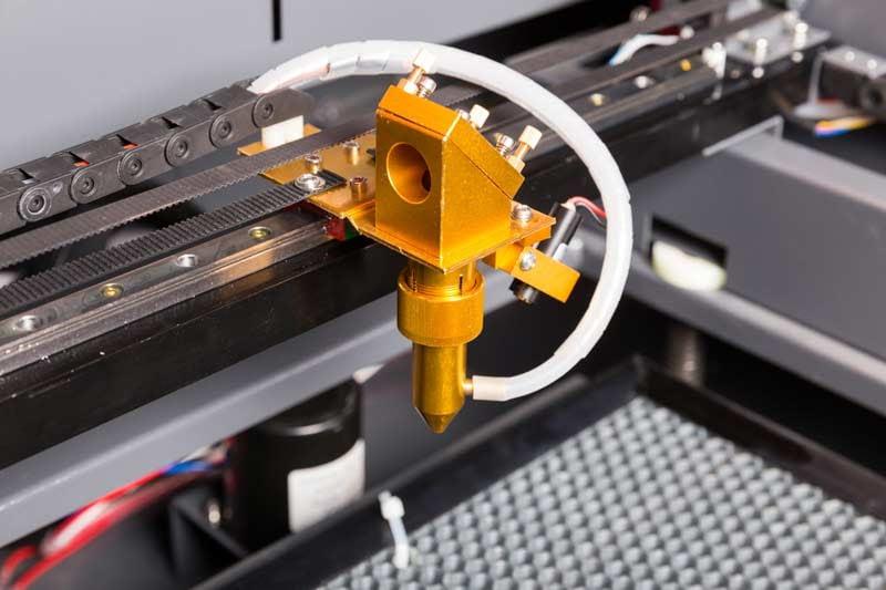 настройка лазерного станка - скорость головки