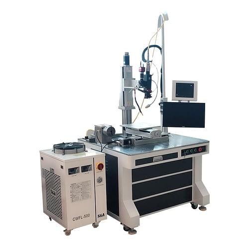 Комбинированный лазерный сварочный аппарат AURORA-С