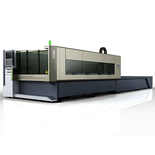 Закрытый автоматизированный комплекс лазерной резки металлов TIZAR ZR6020, ZI6020