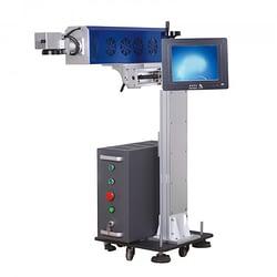 Лазерный станок для конвейерной маркировки QMARK RF-L