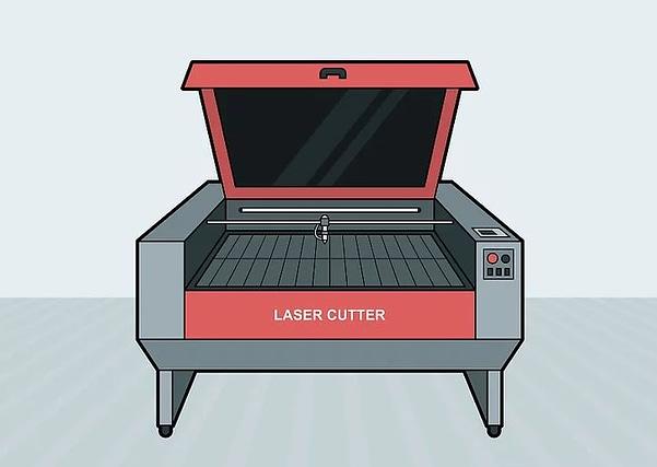 Как пользоваться лазеоным станком