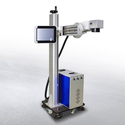 Лазерные станки для конвейерной маркировки QMARK-L